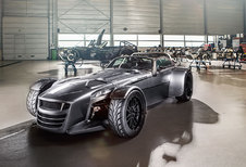 Donkervoort D8 GTO (2013) - Circuittest