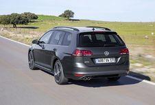 Volkswagen Golf GTD Variant: pour représentants pressés