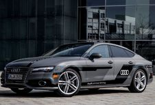 Audi A7 Sportback Piloted Driving: Knight Rider