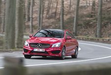 Mercedes CLA 250 A 4Matic Shooting Brake