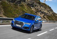 Audi Q7: nieuwer dan hij lijkt