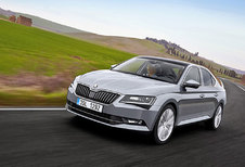 SKODA SUPERB 2.0 TDI (2015)