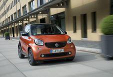 Smart Twinamic: une vraie voiture