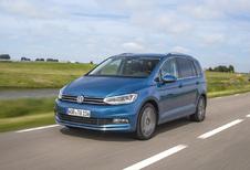 Volkswagen Touran: kleine Sharan, grote Sportsvan
