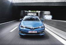 Toyota Auris: klassiek offensief