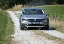 Volkswagen Passat Alltrack: ergens tussen break en SUV