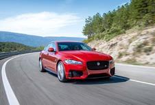Jaguar XF: Félin à l'affût