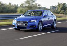 Audi A4 2016: Opgelegde oefening