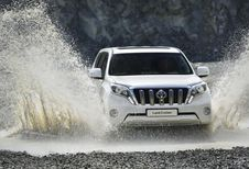 Toyota Land Cruiser : meer met minder