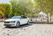 SKODA SUPERB 2.0 TDI  : Toptransfer