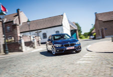 BMW 116d EFFICIENT DYNAMICS EDITION : The Butterfly Effect
