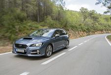 Subaru Levorg (2015)