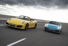 Porsche 911 Carrera: Doeltreffend rijgemak