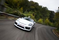 Porsche Boxster Spyder : le rebelle