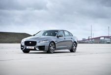 Jaguar XF 2.0D 180 A : Plus que jamais l'alternative