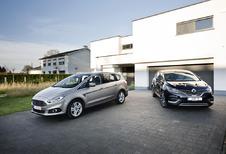 Tweekamp : Ford S-Max tegen Renault Espace : De eenvolumer anders bekeken