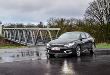 Kia Optima 1.7 CRDi 7-DCT : La séductrice