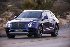 Bentley Bentayga : inévitable