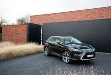 Lexus RX 450h : Question de style