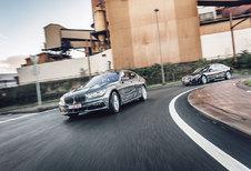 BMW 730d // Mercedes S 350 d : Salonrevolutie