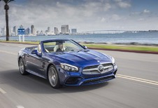 Mercedes SL : Sport Leicht