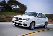 BMW X4 M40i (2016)