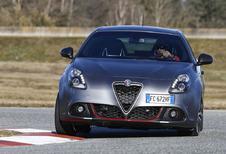 Alfa Romeo Giulietta : Jeu des 7 différences