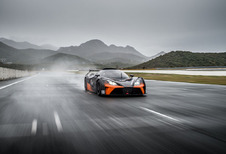 KTM X-BOW GT4 : Niet voor watjes