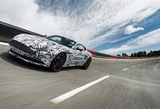 Aston Martin DB11 Verification Prototype - Teaser