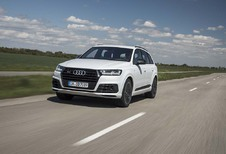 Audi SQ7: high voltage