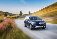 Mercedes GLS : Luxueux mastodonte