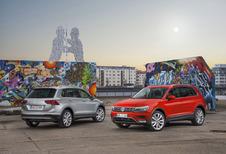 Volkswagen Tiguan : Differentiëring
