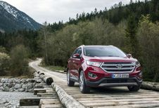 Ford Edge: stevige ambities