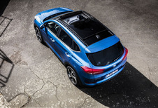Hyundai Tucson 1.7 CRDi 7-DCT (2016)