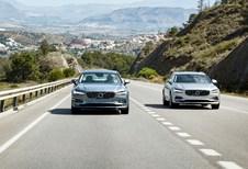 Volvo S90 et V90 2016 : objectif conquête