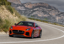 Jaguar F-Type SVR (2016)