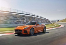 Jaguar F-Type SVR : Machine de guerre !