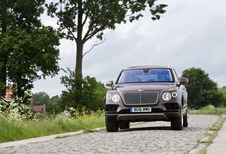 Bentley Bentayga : SUV voor de elite