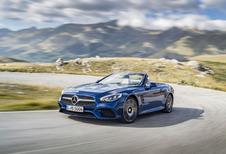 Mercedes SL 400 : Convaincante