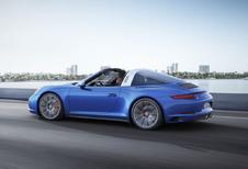 Porsche 911 Targa 4 PDK : Avec turbo