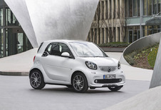 Smart Fortwo & Forfour Brabus : Versnellingsfactor
