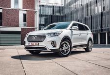 Hyundai Grand Santa Fe : Evolutions mineures