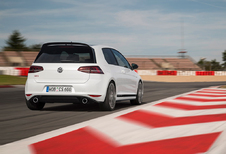 Volkswagen Golf GTI Clubsport (2016)