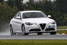 Alfa Romeo Giulia 2.2 JTDM 180 : Retour gagnant
