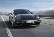 Porsche Panamera : Transformatie