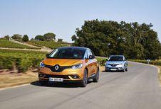 Renault Scénic & Grand Scénic: het oog wil ook wat