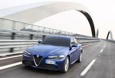 Alfa Romeo Giulia 2.2 JTDM 136 A : le confort en plus