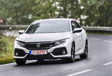 Honda Civic : Nog even geduld