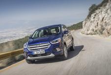 Ford Kuga 2.0 TDCI 150 AWD (2016)