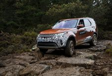 Land Rover Discovery: onstuitbaar